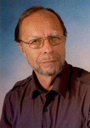 Portrait von Gerhard Bergauer