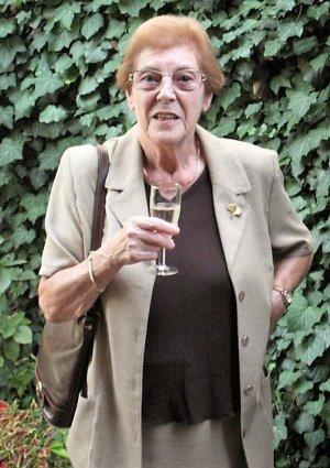 Portrait von Erna Zemen