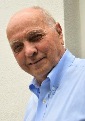 Portrait von Ottokar Klug