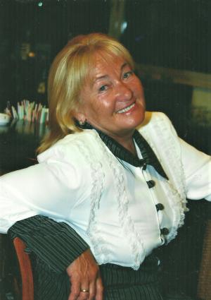 Portrait von Veronica Neubauer