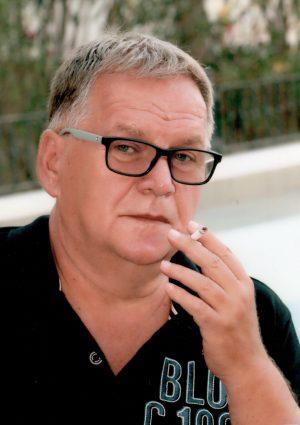 Portrait von Walter Lisner