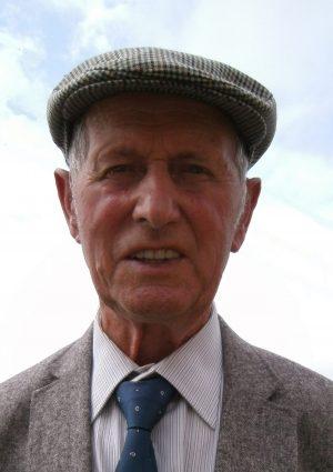Portrait von Rudolf Heiss