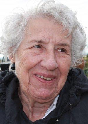Portrait von Gertrud Retich