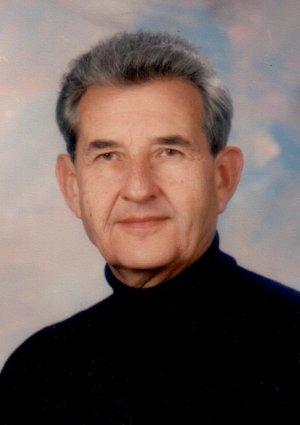 Portrait von Heinz Maringer