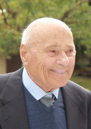 Portrait von ÖkR Herbert Mayer